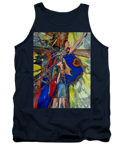 The Power Of Forgiveness Tank Top