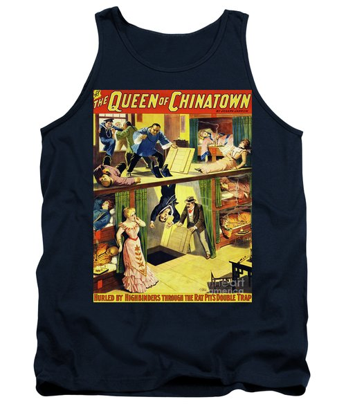 The Queen Of Chinatown Tank Top