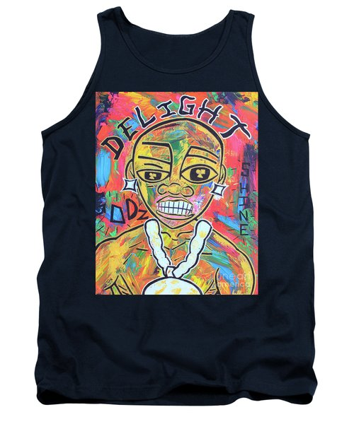 The Rappers Delight  Tank Top
