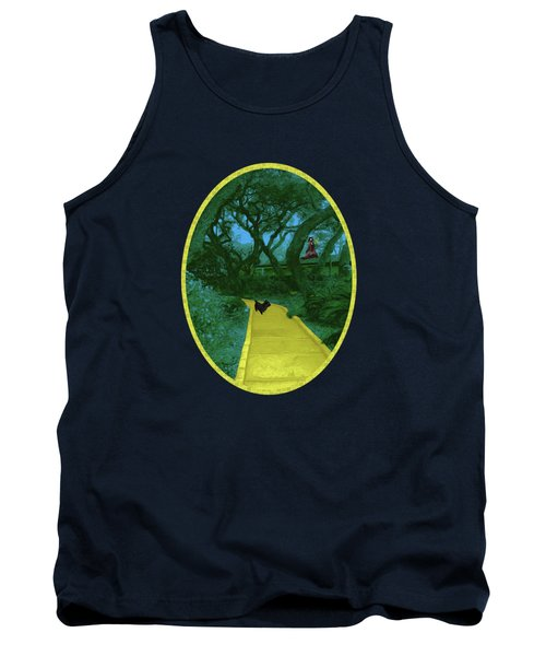 The Road To Oz Tank Top