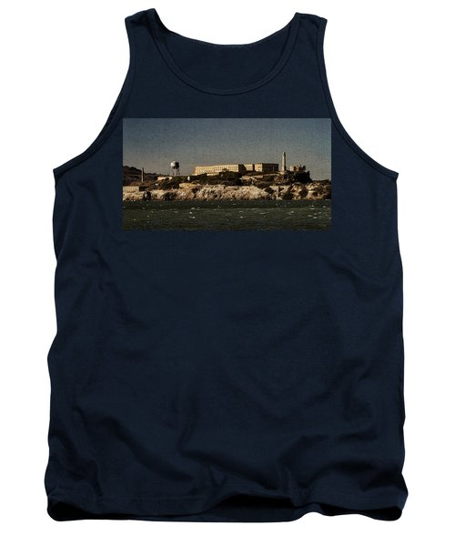 The Rock Alcatraz 1 Tank Top