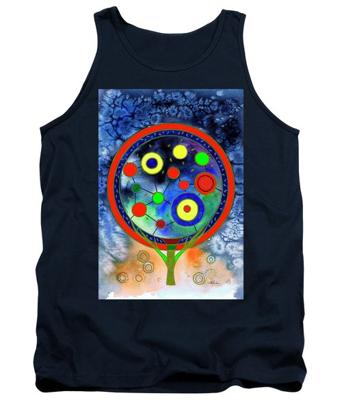 The Round Tree Tank Top