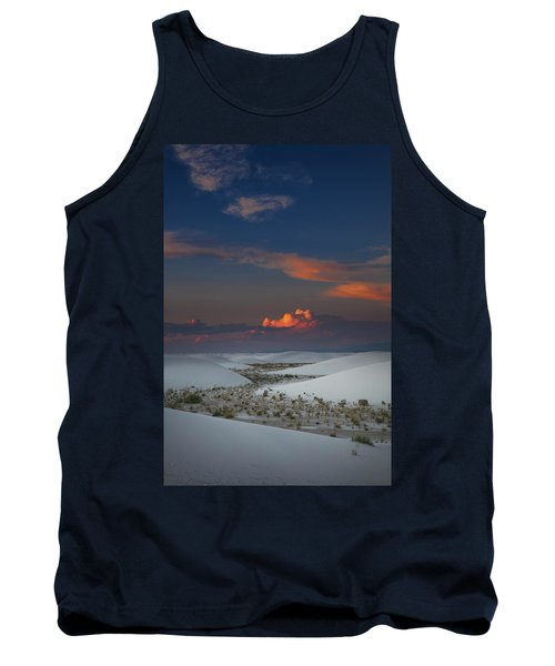 The Sea Of Sands Tank Top
