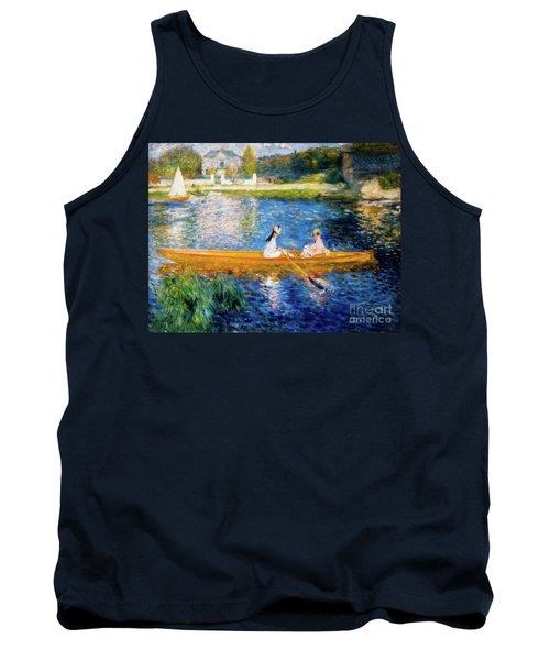 The Skiff Tank Top