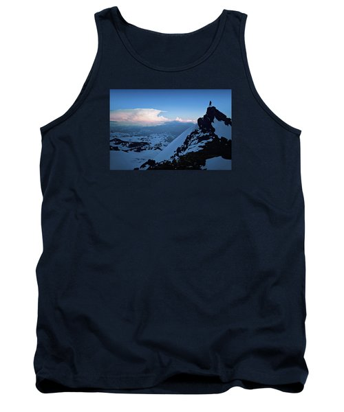 The Sunset Wave Tank Top