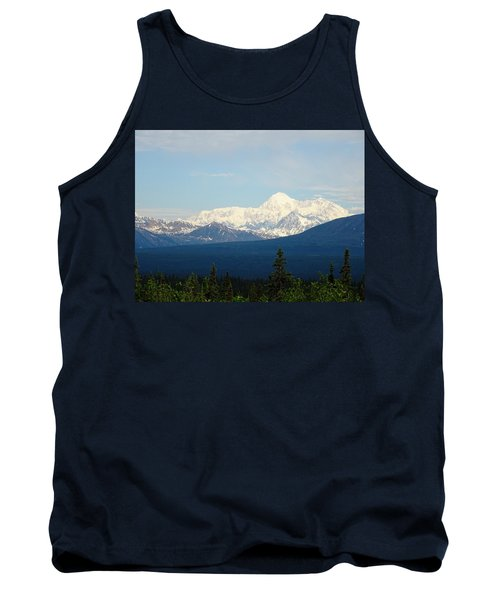The Tallest Mountain In The World Tank Top