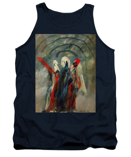 The Three Kings Of Christmas Tank Top