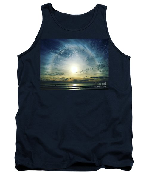 The Lord Is Over The Waters... Tank Top