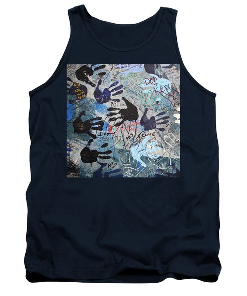 The Wall 34 Tank Top