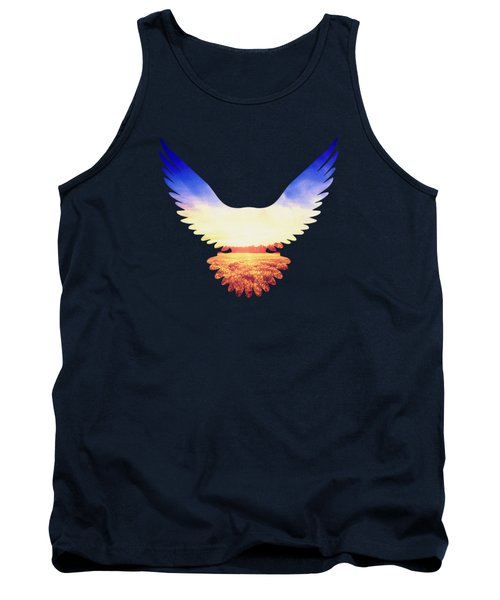The Wild Wings Tank Top