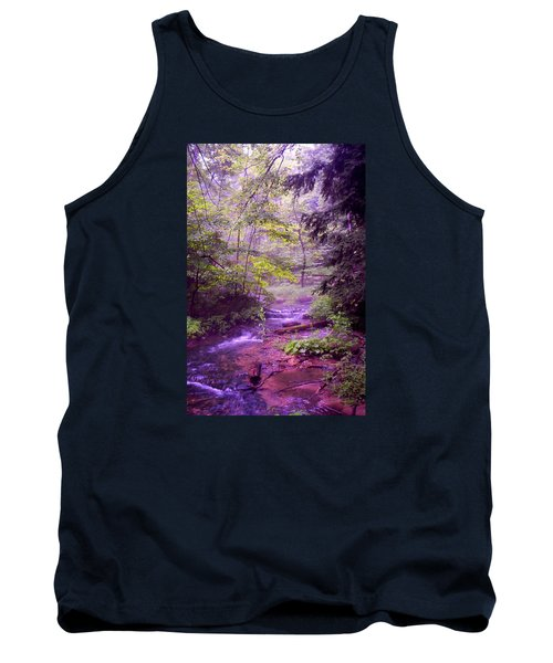 The Wonder Of Nature Tank Top