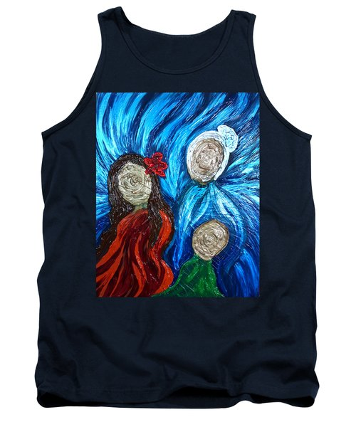 Three Generations Tank Top