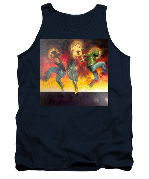 Through The Fire Tank Top