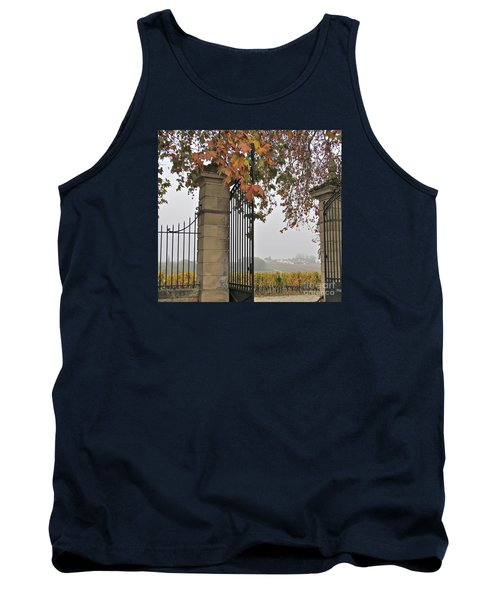 Through The Gates Tank Top