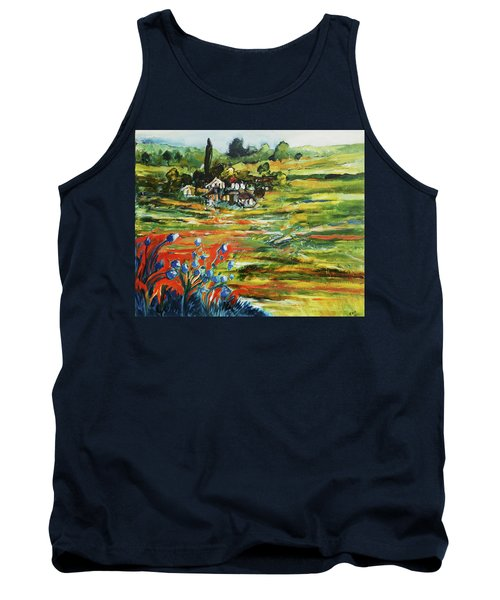 To The Country Born Tank Top