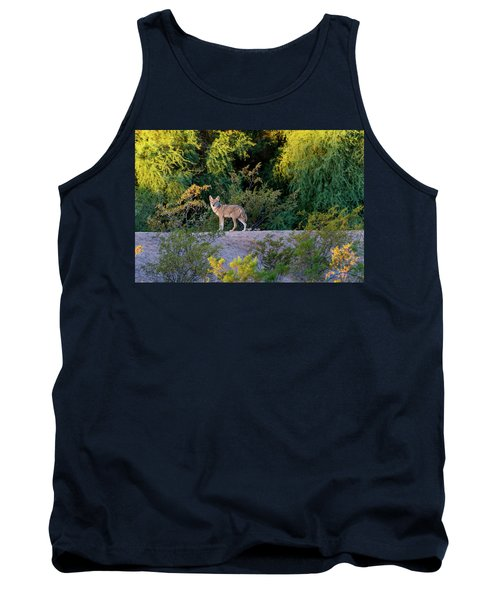 Today's Coyote Tank Top