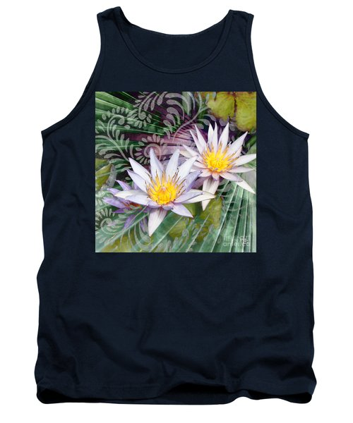 Tranquilessence Tank Top by Christopher Beikmann