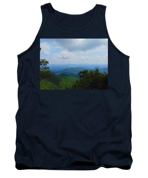 Tray Mountain Summit - North Tank Top