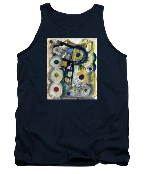 A Perfect Cloudy Day Tank Top