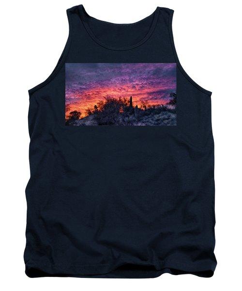 Tucson Sunrise Tank Top
