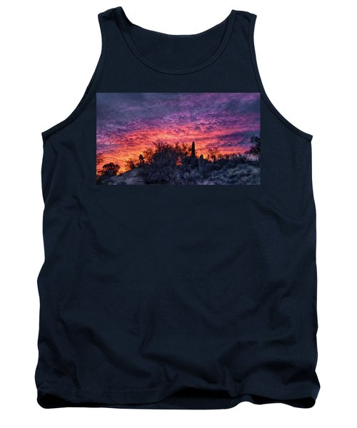 Tucson Sunrise Tank Top