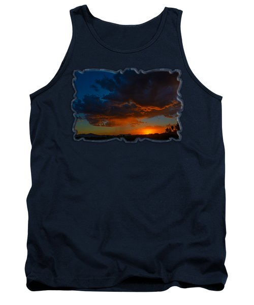 Tucson Sunset H59 Tank Top