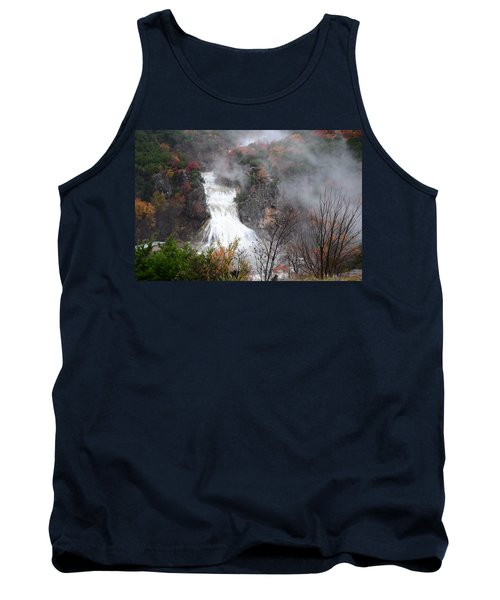 Turner Falls And Steam Tank Top