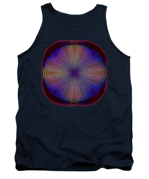 Turning And Spinning Tank Top