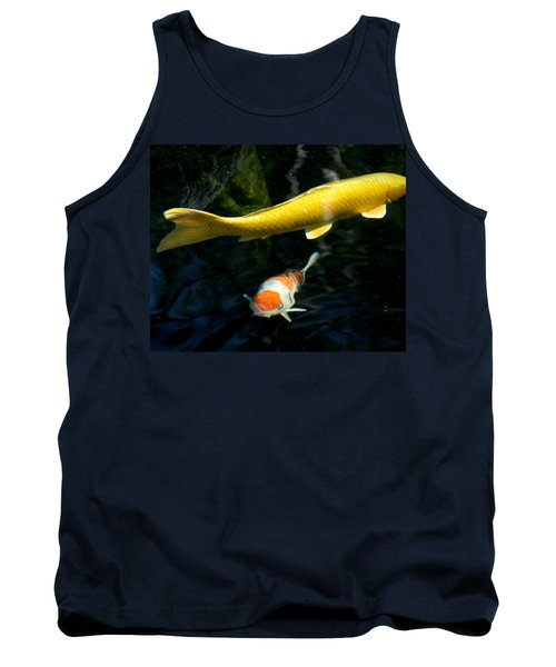 Tank Top featuring the photograph Two Fish by Christopher Woods