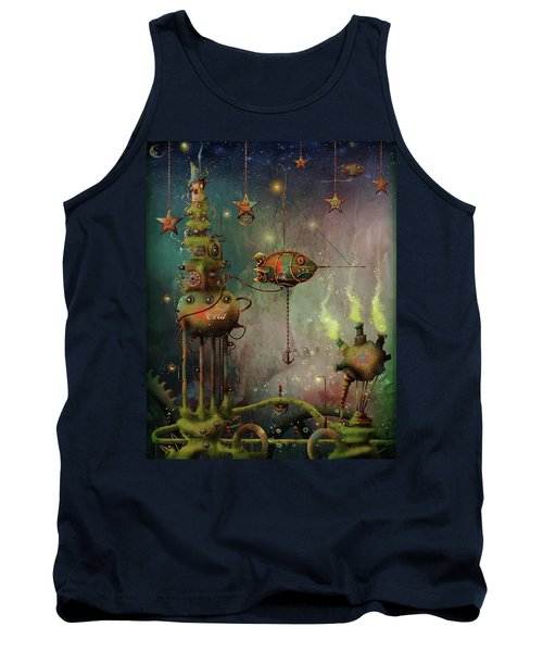 Two Star Cola  Tank Top