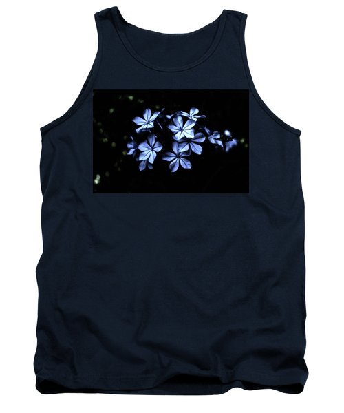 Under The Blue Moon Tank Top