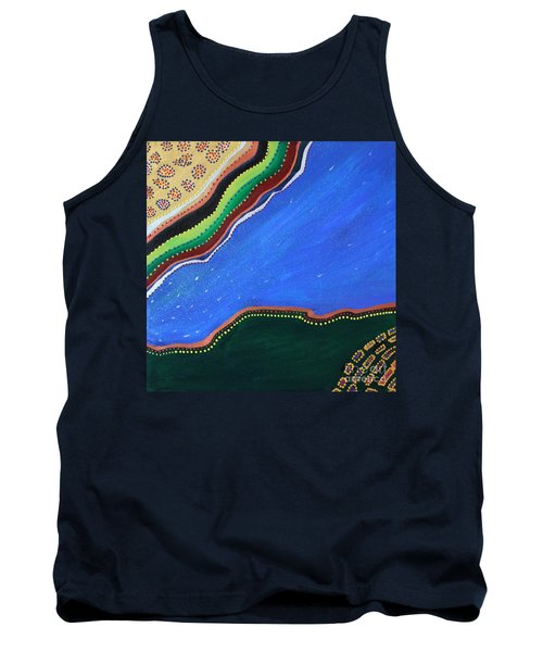 Under The Sea Tank Top