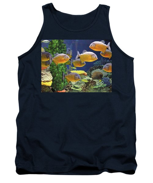 Under The Seen World 5 Tank Top