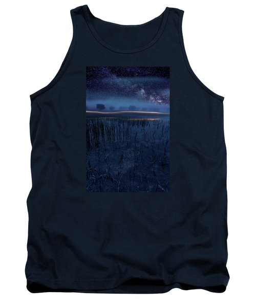 Under The Shadows Tank Top by Jorge Maia