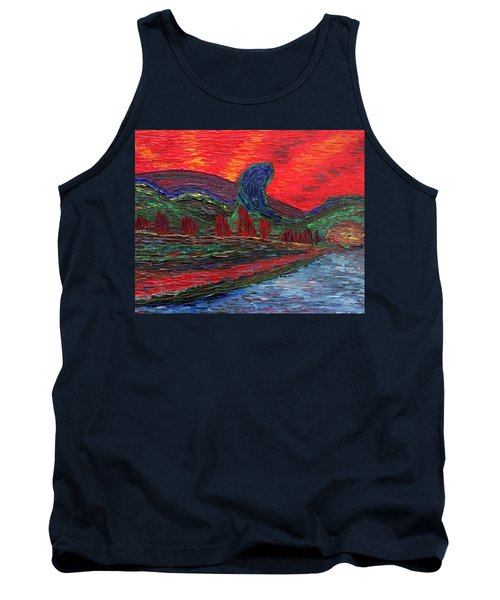 Undiscovered Great Ocean Of Truth Tank Top