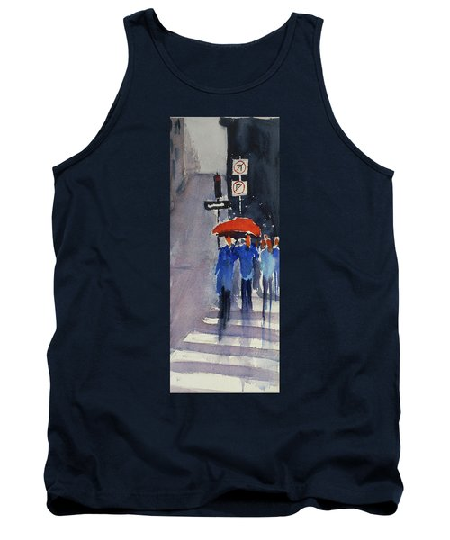 Union Square2 Tank Top by Tom Simmons