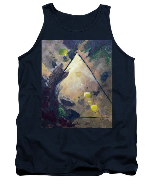 Untitled Abstract 730-17 Tank Top