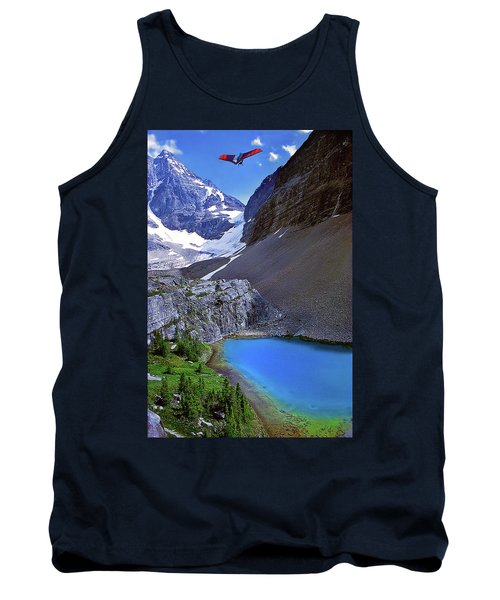 Up, Up, And Away Tank Top