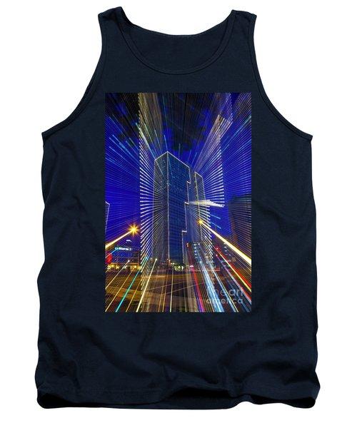 Urban Abstract Tank Top