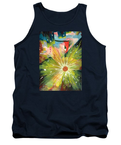 Urban Sunburst Tank Top