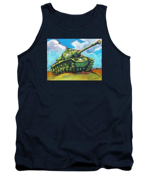 V. F. W. Tank Tank Top
