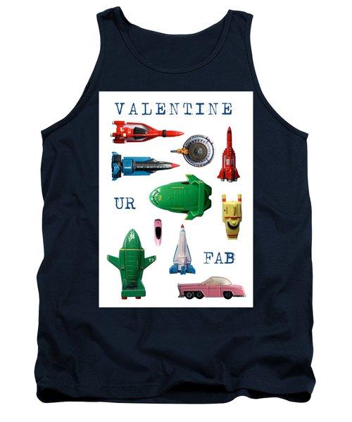 Valentine Ur Fab Tank Top