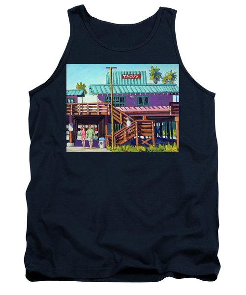 Ventura Pier - Tacos Tank Top