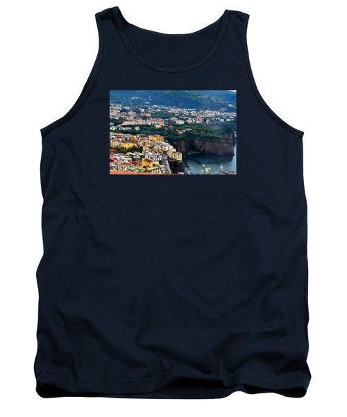 Tank Top featuring the photograph View From My Window by Richard Ortolano