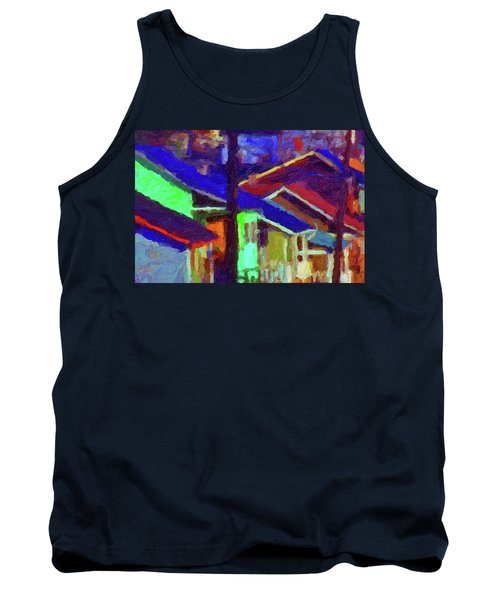 Cumberland's Castles One Tank Top