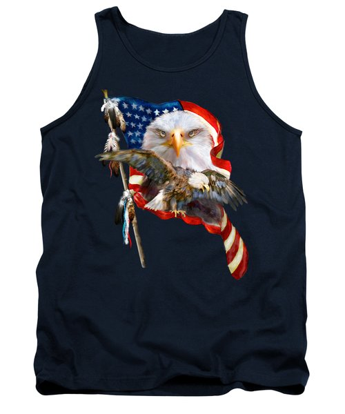 Vision Of Freedom Tank Top
