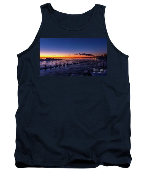 Voilet Morning Tank Top