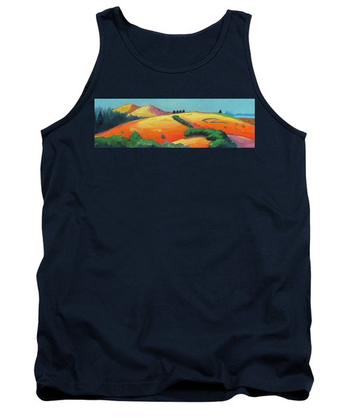 Voluptuous Windy Hill Tank Top by Gary Coleman