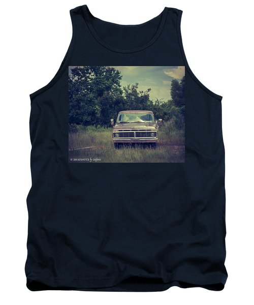 Waiting To Die Tank Top