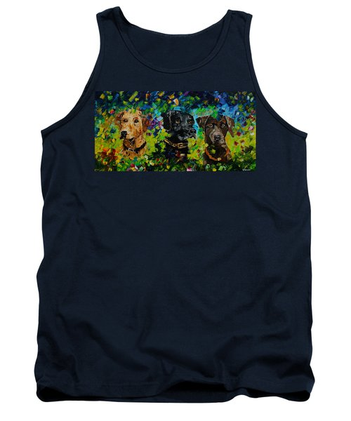 Waiting To Hunt Tank Top